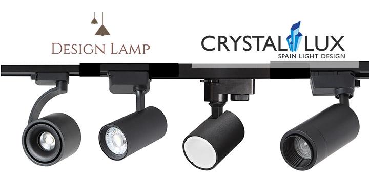 Купить Трековые светильники Crystal Lux